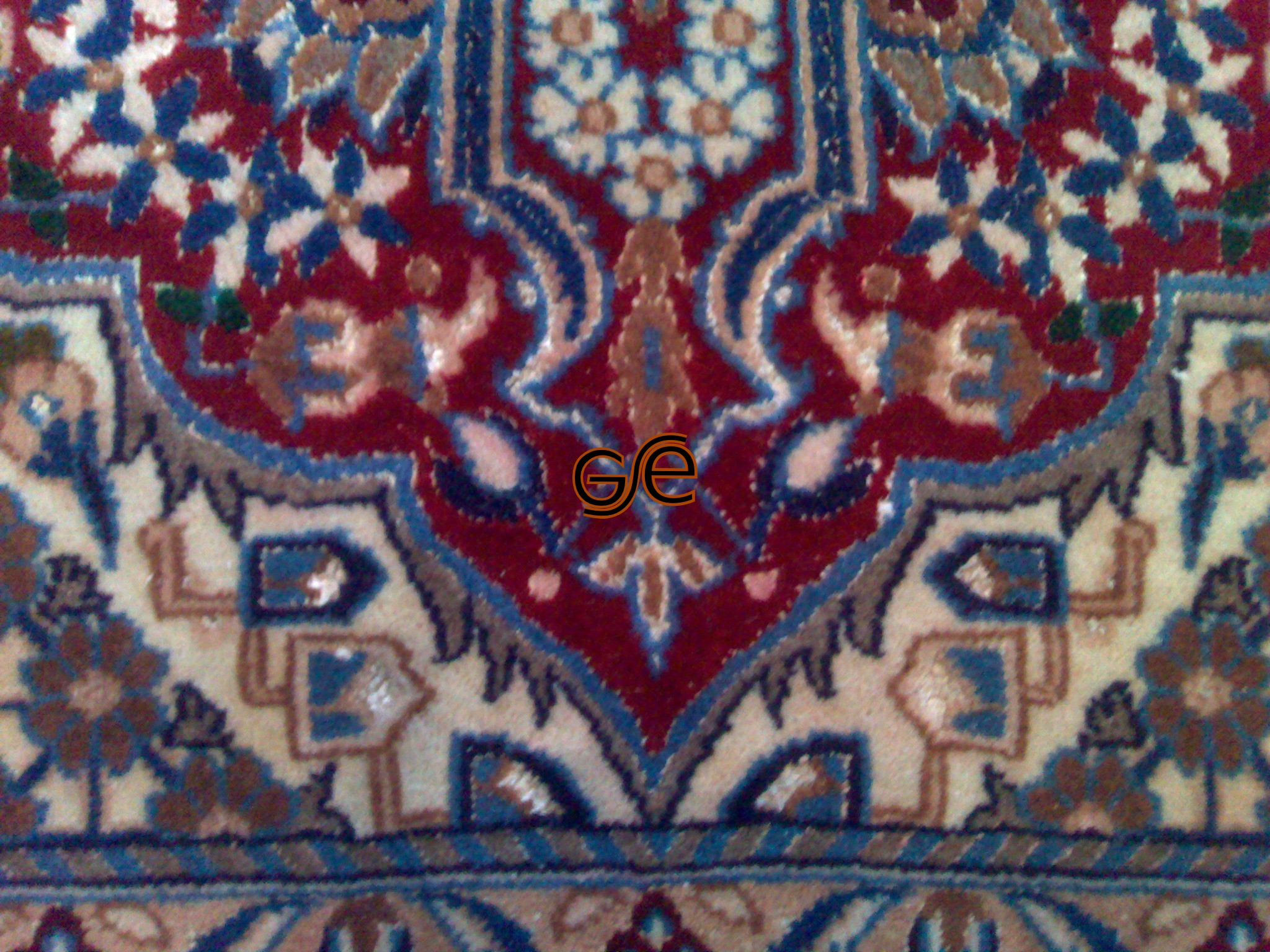 Galleria S. Emiliano - Lavaggio - Restauro tappeti